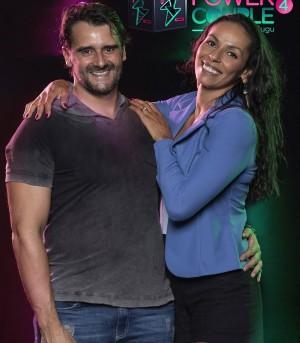 Paula Pequeno e Alexandre Folhas